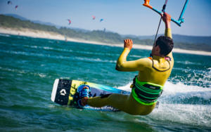 Duotone Kiteboarding in Portugal